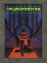 Cover Thumbnail for Neuromancer: The Graphic Novel (Marvel, 1989 series) #1