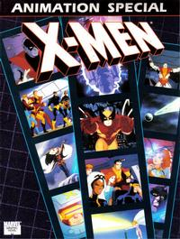 Cover Thumbnail for The X-Men Animation Special Graphic Novel (Marvel, 1992 series)