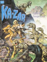 Cover Thumbnail for Ka-Zar: Guns of the Savage Land (Marvel, 1990 series)