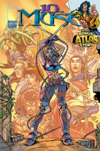 Cover Thumbnail for 10th Muse (Image, 2000 series) #7