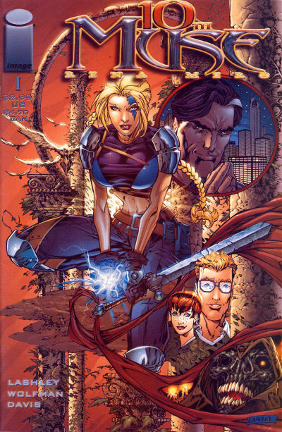 Cover for 10th Muse (Image, 2000 series) #1