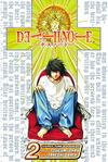 Cover for Death Note (Viz, 2005 series) #2 - Confluence