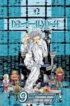 Cover for Death Note (Viz, 2005 series) #9 - Contact