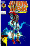 Cover for Iron Man (Play Press, 1989 series) #16