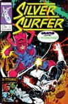 Cover for Silver Surfer (Play Press, 1989 series) #18