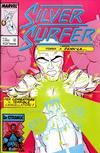Cover for Silver Surfer (Play Press, 1989 series) #21