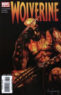 Cover Thumbnail for Wolverine (Marvel, 2003 series) #61 [Direct Edition]