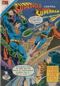 Cover Thumbnail for Supermán (Editorial Novaro, 1952 series) #1315