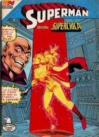 Cover Thumbnail for Supermán (Editorial Novaro, 1952 series) #1409