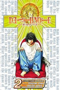 Cover Thumbnail for Death Note (Viz, 2005 series) #2 - Confluence
