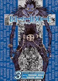 Cover Thumbnail for Death Note (Viz, 2005 series) #3 - Hard Run