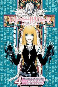 Cover Thumbnail for Death Note (Viz, 2005 series) #4 - Love