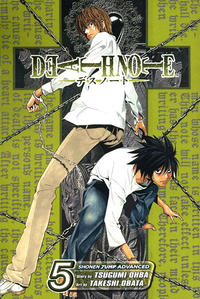 Cover Thumbnail for Death Note (Viz, 2005 series) #5 - Whiteout