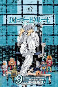 Cover Thumbnail for Death Note (Viz, 2005 series) #9 - Contact
