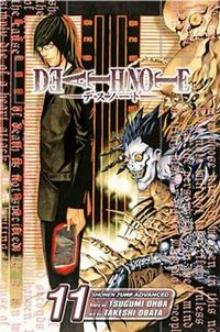 Cover Thumbnail for Death Note (Viz, 2005 series) #11 - Kindred Spirit