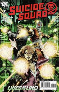 Cover Thumbnail for Suicide Squad: Raise the Flag (DC, 2007 series) #7
