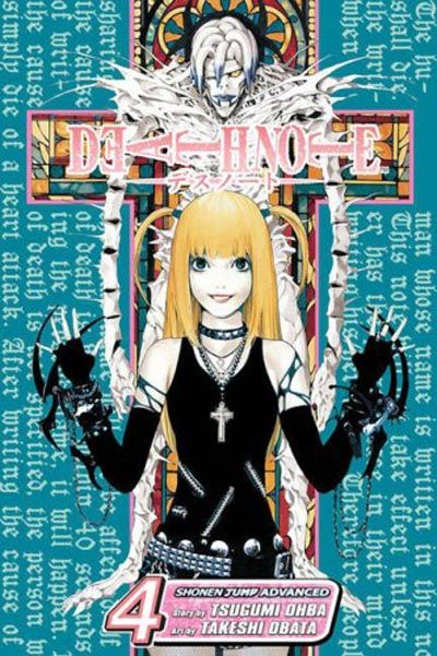 Cover for Death Note (Viz, 2005 series) #4 - Love
