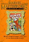 Cover for Marvel Masterworks: Golden Age Human Torch (Marvel, 2005 series) #2 (88) [Limited Variant Edition]