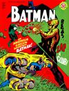 Cover for Batman (Arnoldo Mondadori Editore, 1966 series) #10
