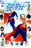 Cover for Justice Society of America (DC, 2007 series) #13 [Alex Ross Cover]
