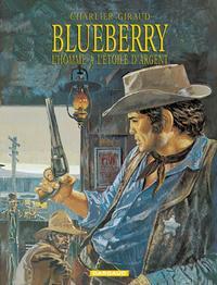 Cover Thumbnail for Blueberry (Dargaud, 1965 series) #6 - L'Homme à l'étoile d'argent