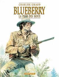 Cover Thumbnail for Blueberry (Dargaud éditions, 1965 series) #9 - La Piste des Sioux