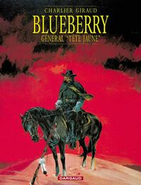 "Cover Thumbnail for Blueberry (Dargaud, 1965 series) #10 - Général ""Tête Jaune"""