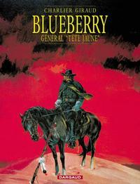 "Cover Thumbnail for Blueberry (Dargaud, 1965 series) #10 - Général ""Tête Jaune"""