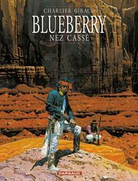 Cover Thumbnail for Blueberry (Dargaud, 1965 series) #18 - Nez cassé