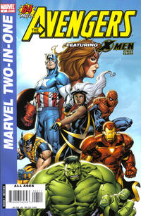 Cover Thumbnail for Marvel Two-In-One (Marvel, 2007 series) #4