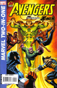 Cover Thumbnail for Marvel Two-In-One (Marvel, 2007 series) #5