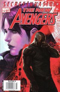 Cover Thumbnail for New Avengers (Marvel, 2005 series) #38 [Newsstand]