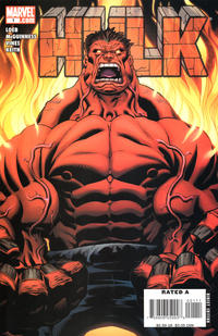 Cover Thumbnail for Hulk (Marvel, 2008 series) #1