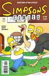 Cover for Simpsons Comics (Bongo, 1993 series) #139