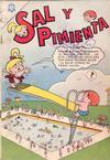 Cover for Sal y Pimienta (Editorial Novaro, 1964 series) #1