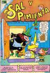 Cover for Sal y Pimienta (Editorial Novaro, 1964 series) #46
