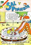 Cover for Sal y Pimienta (Editorial Novaro, 1964 series) #96