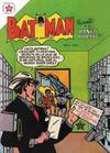 Cover for Batman (Editorial Novaro, 1954 series) #1