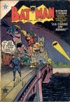 Cover for Batman (Editorial Novaro, 1954 series) #5