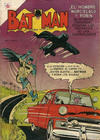 Cover for Batman (Editorial Novaro, 1954 series) #10