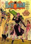 Cover for Batman (Editorial Novaro, 1954 series) #11