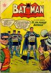 Cover for Batman (Editorial Novaro, 1954 series) #31