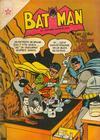 Cover for Batman (Editorial Novaro, 1954 series) #34