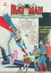 Cover for Batman (Editorial Novaro, 1954 series) #250