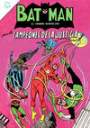 Cover for Batman (Editorial Novaro, 1954 series) #265