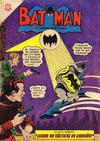 Cover for Batman (Editorial Novaro, 1954 series) #287