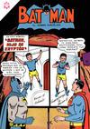 Cover for Batman (Editorial Novaro, 1954 series) #289