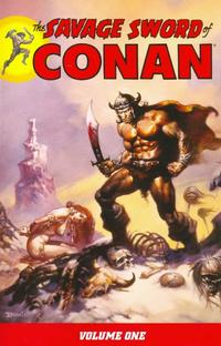 Cover Thumbnail for Savage Sword of Conan (Dark Horse, 2007 series) #1
