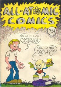 Cover Thumbnail for All-Atomic Comics (Educomics, 1976 series) #[nn]