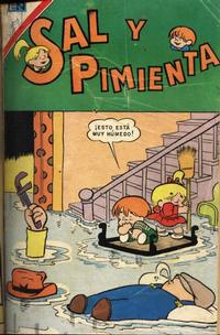 Cover Thumbnail for Sal y Pimienta (Editorial Novaro, 1964 series) #34